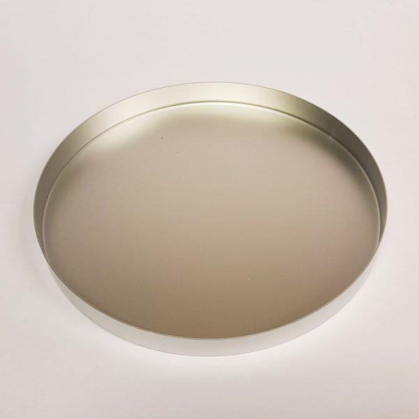 tabuleiro de aluminio