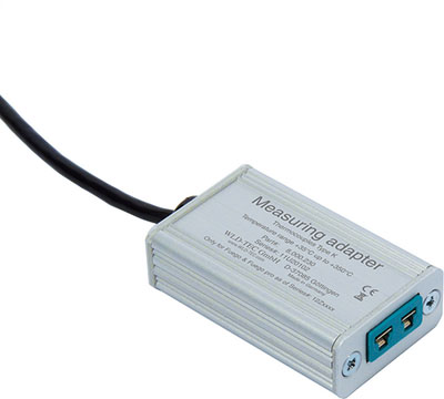 Adaptador Medição de temperatura