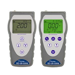 Medidores portáteis de Condutividade -EC-20…25 cond