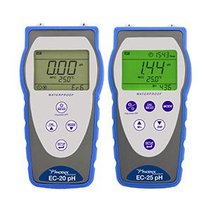 Medidores portáteis de pH - EC-20…25 pH