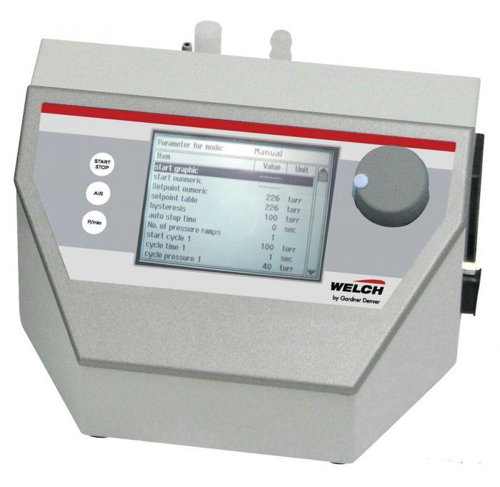 Manómetro de controlo de vácuo VCB 521cv