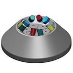 Rotor 12 x 15 ml para CD-0412