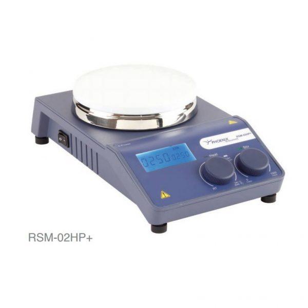 Agitadores Magnéticos Digitais RSM-02H+