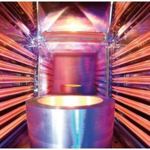 Aplicações de radiação IR e UV