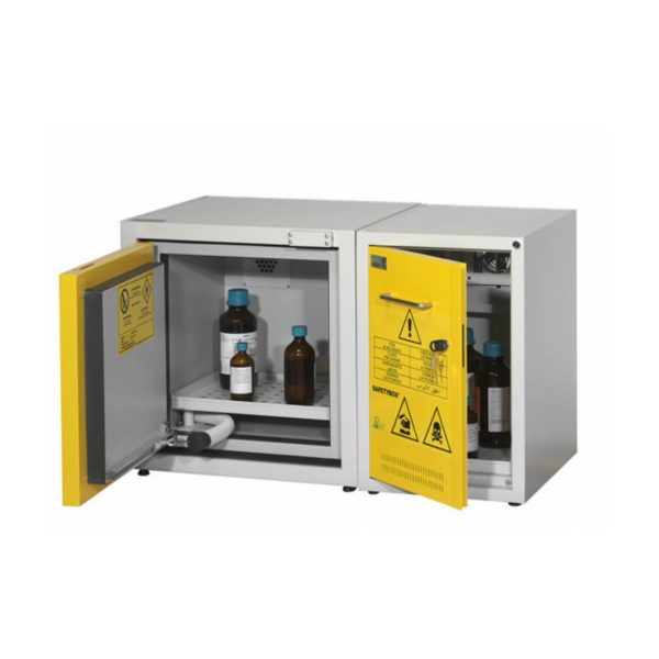 LABOR SECURITY SYSTEM Armário de Segurança Combinado SAFETYBOX KEMFIRE 1000/50 – TIPO A