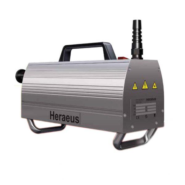 Sistema UV Portátil