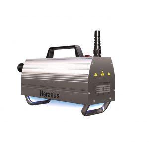 Sistema de Desinfecção UV Portátil Soluva® Zone HP