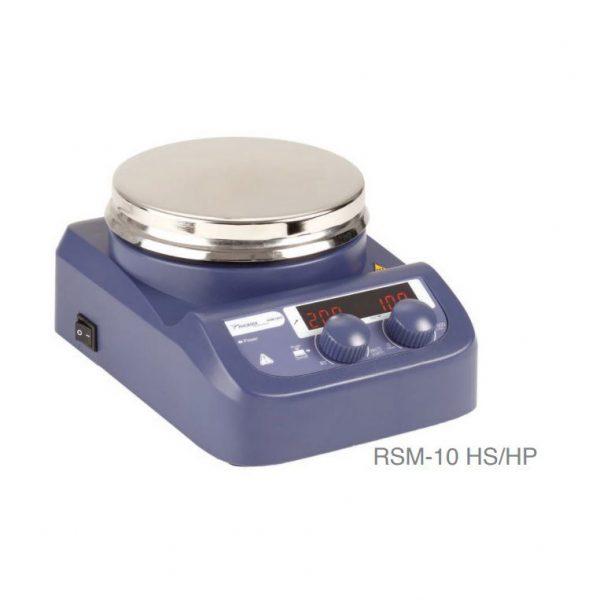 Agitadores Magnéticos Digitais RSM-10 H