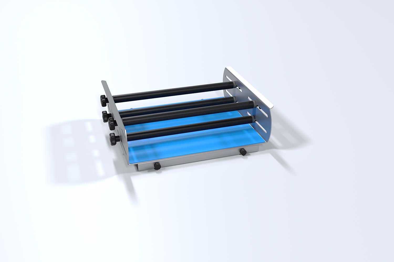 Plataforma de agitação universal c/ 4 rolos